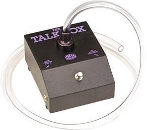 Dunlop Heil Sound Talk Box Pedal